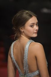 Ella Purnell at BAFTA Awards in London, UK 2/12/ 2017
