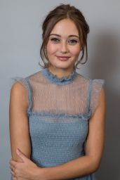 Ella Purnell - Newport Beach Film Festival Annual Honours Event, Portrait Studio, London 2/9/ 2017