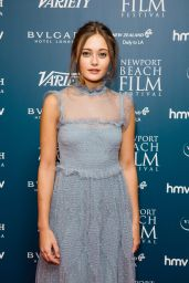 Ella Purnell - Newport Beach Film Festival Honours in London 2/9/ 2017