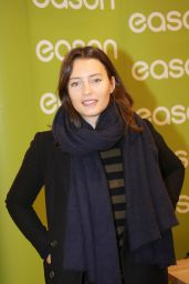 "Ella Woodward - Promoting Her Latest Book ""Deliciously Ella With Friends"" at Easons Bookstore in Dublin 2/11/ 2017"