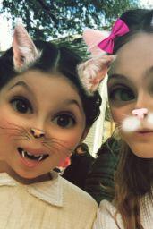 Elle Fanning Photos – Social Media 2/18/ 2017