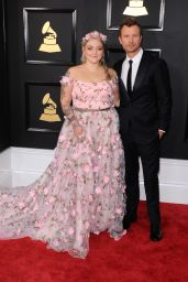 Elle King on Red Carpet – GRAMMY Awards in Los Angeles 2/12/ 2017