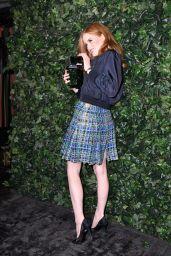 Ellie Bamber – BAFTA Nespresso Nominees' Party, London, UK 2/11/ 2017