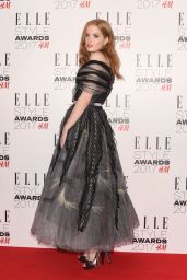 Ellie Bamber - Elle Style Awards in London 2/13/ 2017
