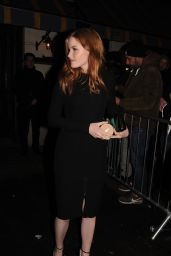 Ellie Bamber – Harvey Weinstein Pre BAFTAs Dinner in London, UK 2/10/ 2017