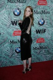 Ellie Bamber – Women in Film Pre-Oscar Cocktail Party in Los Angeles 2/24/ 2017