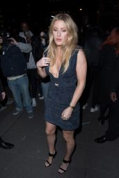 Ellie Goulding at Love Me 17 X Burberry Party at Annabel