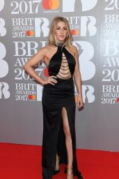 Ellie Goulding – The Brit Awards at O2 Arena in London 2/22/ 2017