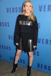 Ellie Goulding - VERSUS Show at London Fashion Week 2/18/ 2017