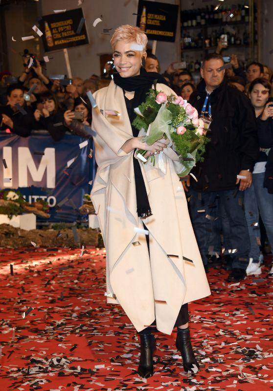 Elodie Di Patrizi – Sanremo Music Festival 2017, Italy 2/6/2017