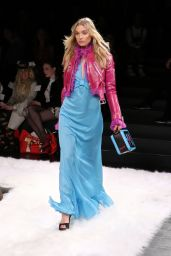 Elsa Hosk Catwalk - Jeremy Scott Fashion Show in NYC 2/10/ 2017