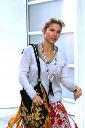 Elsa Pataky - Out in Los Angeles 1/31/ 2017