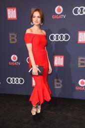 Emilia Schüle – Place To B Berlinale Party by Bild in Berlin 2/11/ 2017