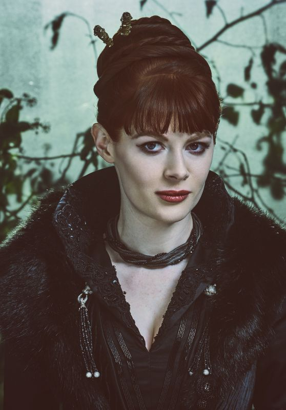 Emily Beecham - Into The Badlands Season 2 Promoshoot & Stills