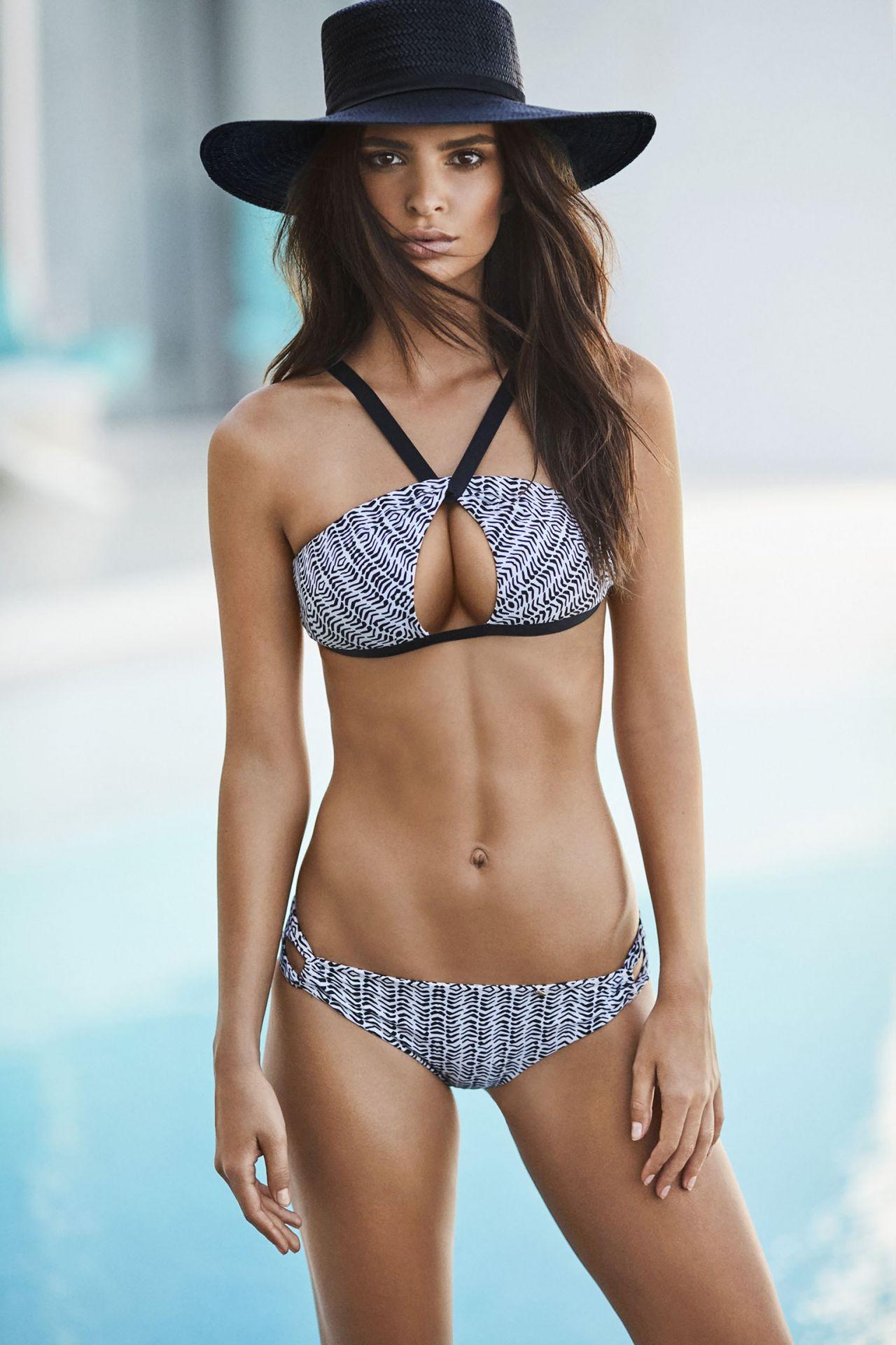Emily Ratajkowski Bikini Pics Amore Amp Sorvete 2016