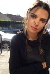 Emily Ratajkowski - Social Media Photos 2/6/ 2017