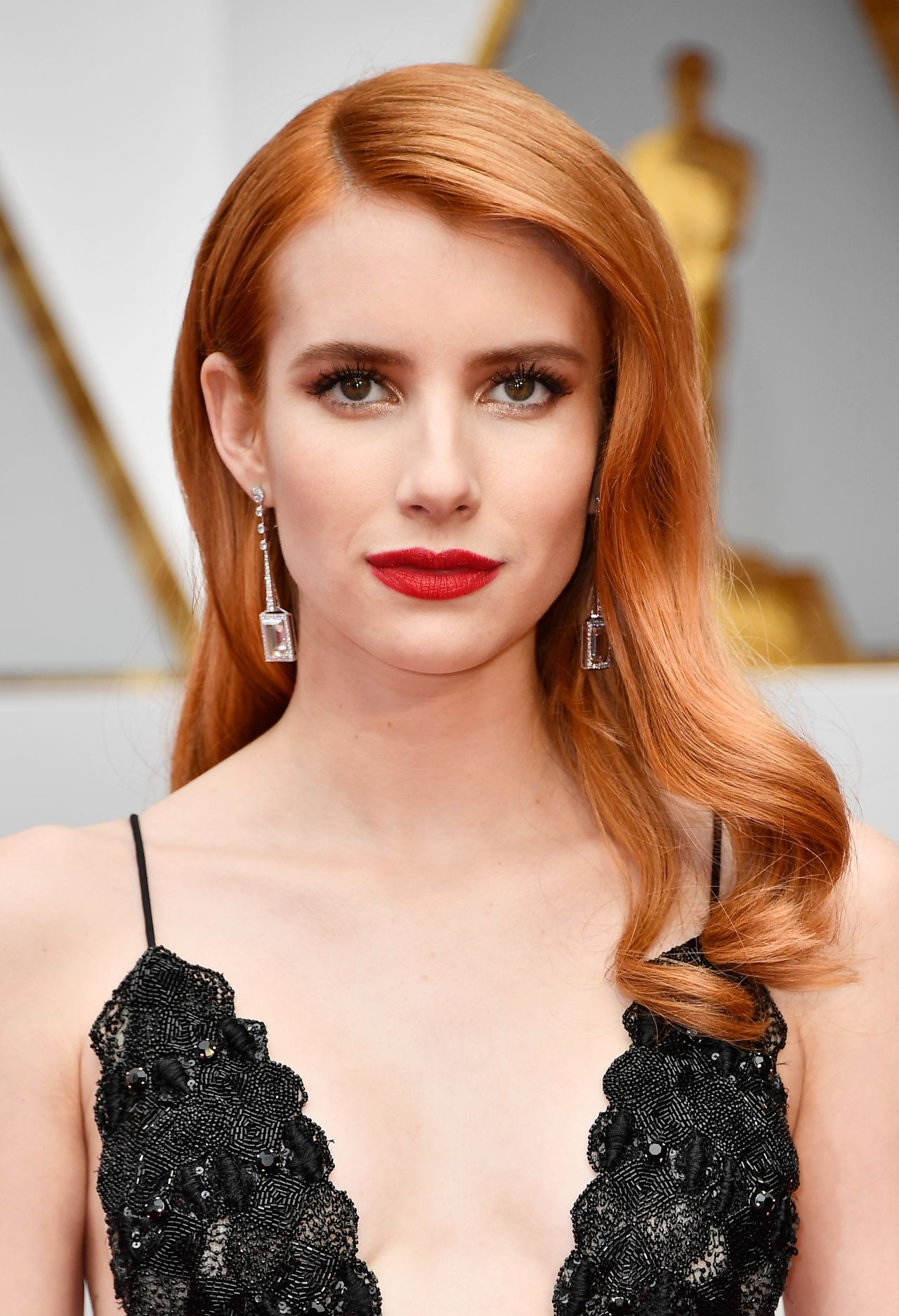 Emma Roberts – Oscars 2017 Red Carpet in Hollywood Emma Roberts