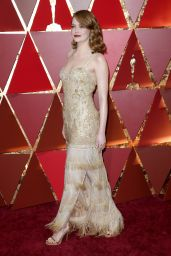 Emma Stone – Oscars 2017 Red Carpet in Hollywood