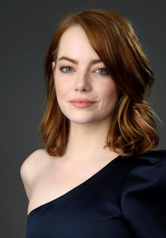 Emma Stone Photoshoot, February 2017