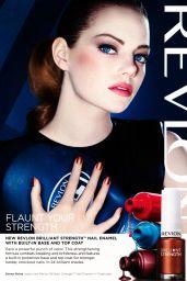 Emma Stone - Revlon Ads (2017)