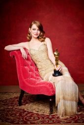 Emma Stone - The 89th Annual Academy Awards Winner (2017)