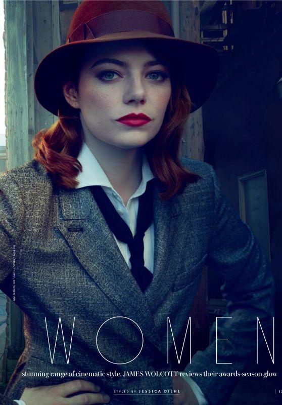 Emma Stone - Vanity Fair - 2017's Hollywood Portfolio