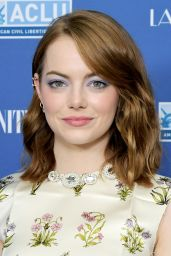 Emma Stone - Vanity Fair and Barneys New York Private Dinner in Celebration of