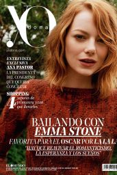 Emma Stone - YO Dona February 2017 Issue