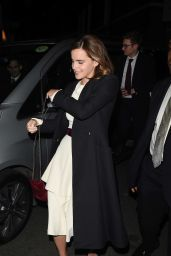 Emma Watson - Arriving at the After Party of
