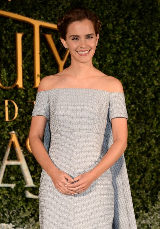 Emma Watson - 'Beauty And The Beast' Launch Event at Spencer House in London 2/23/ 2017