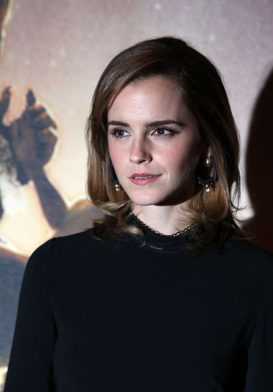 Emma Watson - 'Beauty And The Beast' Photocall at The Corinthia Hotel in London 2/24/ 2017