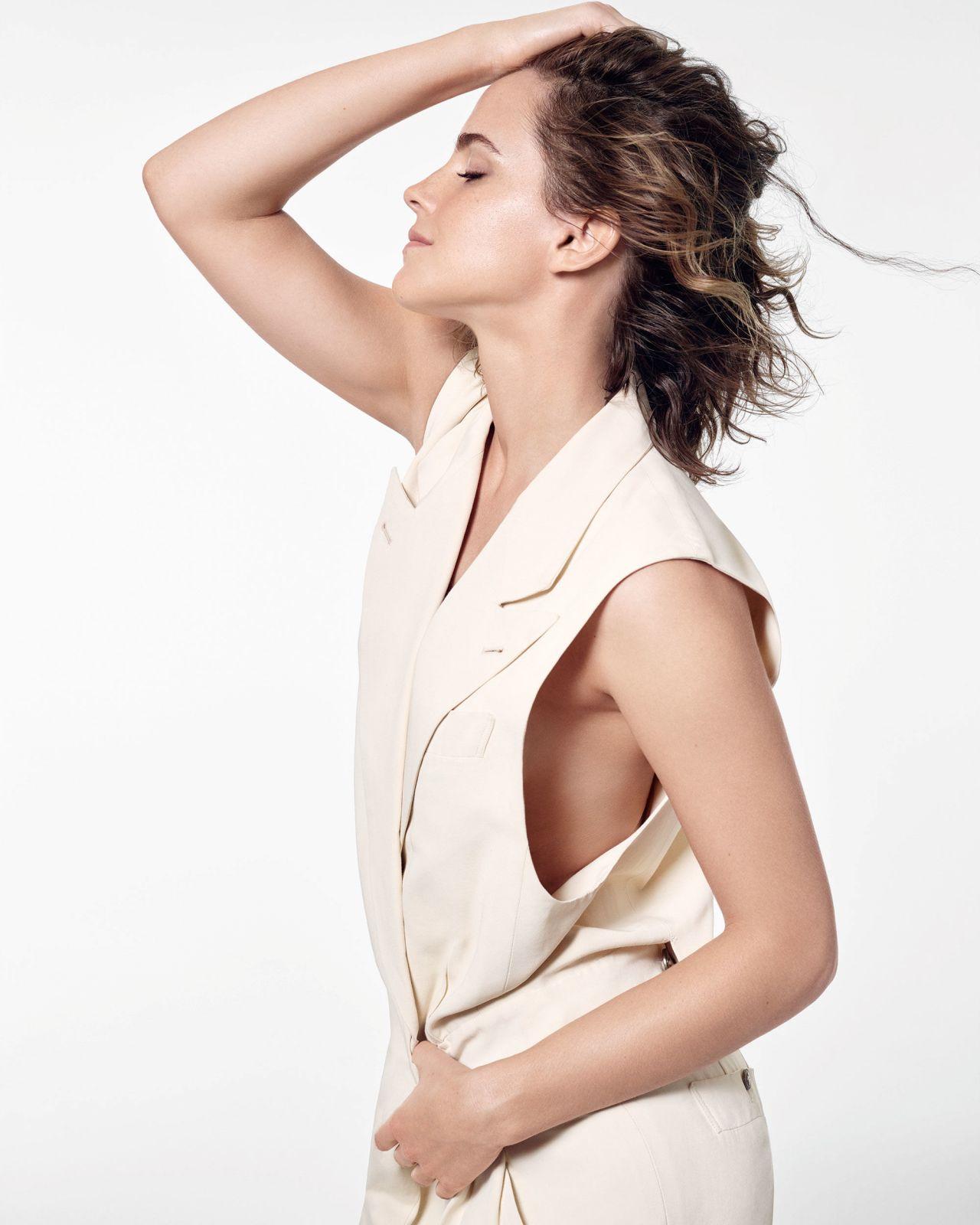 Emma Watson - Elle UK, March 2017 Cover and Photos Emma Watson