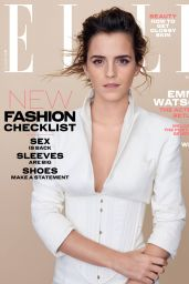 Emma Watson - Elle UK, March 2017 Cover and Photos