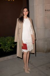 Emmy Rossum - Ralph Lauren Fashion Show at New York Fashion Week 2/15/ 2017