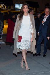 Emmy Rossum - Ralph Lauren Fashion Show at New York Fashion Week 2/15/ 2017