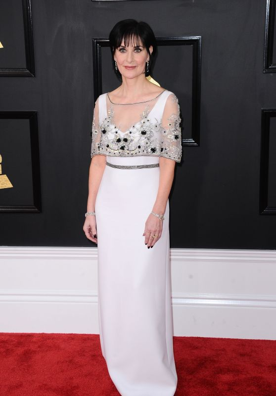 Enya  – GRAMMY Awards in Los Angeles 2/12/ 2017