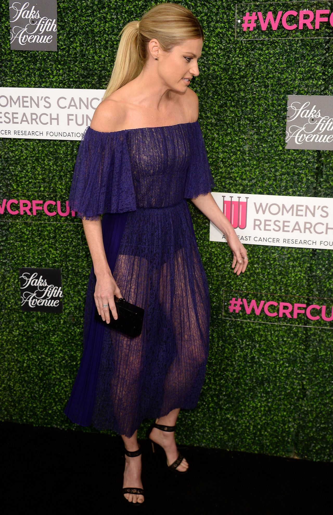 Erin Andrews  Womens Cancer Research Fund Hosts An Unforgettable Evening -5088