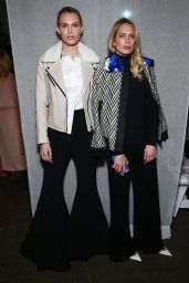 Erin Foster, Sara Foster – Milly Fashion Show at NYFW 2/10/ 2017