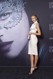 Erin Holland - Fifty Shades Darker Premiere in Sydney 2/7/ 2017