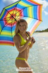 Eugenie Bouchard Bikini Photos - 2017 Sports Illustrated Swimsuit Issue