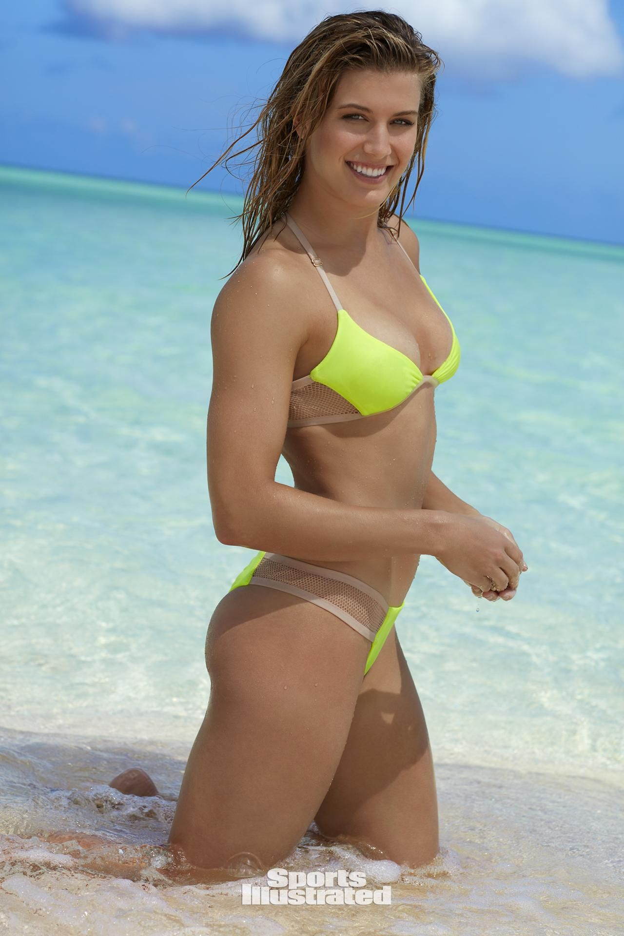 Eugenie Bouchard Bikini Photos 2017 Sports Illustrated