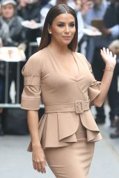 Eva Longoria Arriving to Appear on