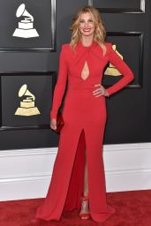 Faith Hill - Grammy Awards in Los Angeles 2/12/ 2017