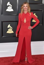 Faith Hill - Grammy Awards in Los Angeles 2/12/ 2017