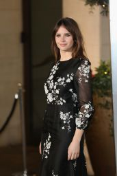 Felicity Jones - BAFTA After Party in London, England 2/12/ 2017