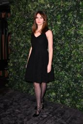 Felicity Jones – BAFTA Nespresso Nominees' Party, London, UK 2/11/ 2017