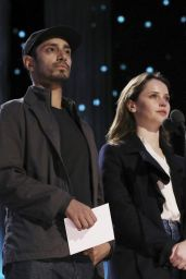 Felicity Jones – Rehearsals for the 89th Annual Academy Awards in Hollywood 2/25/ 2017