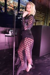 Fergie - Vogue Italia and Place Vendome Party in Milan 2/24/ 2017