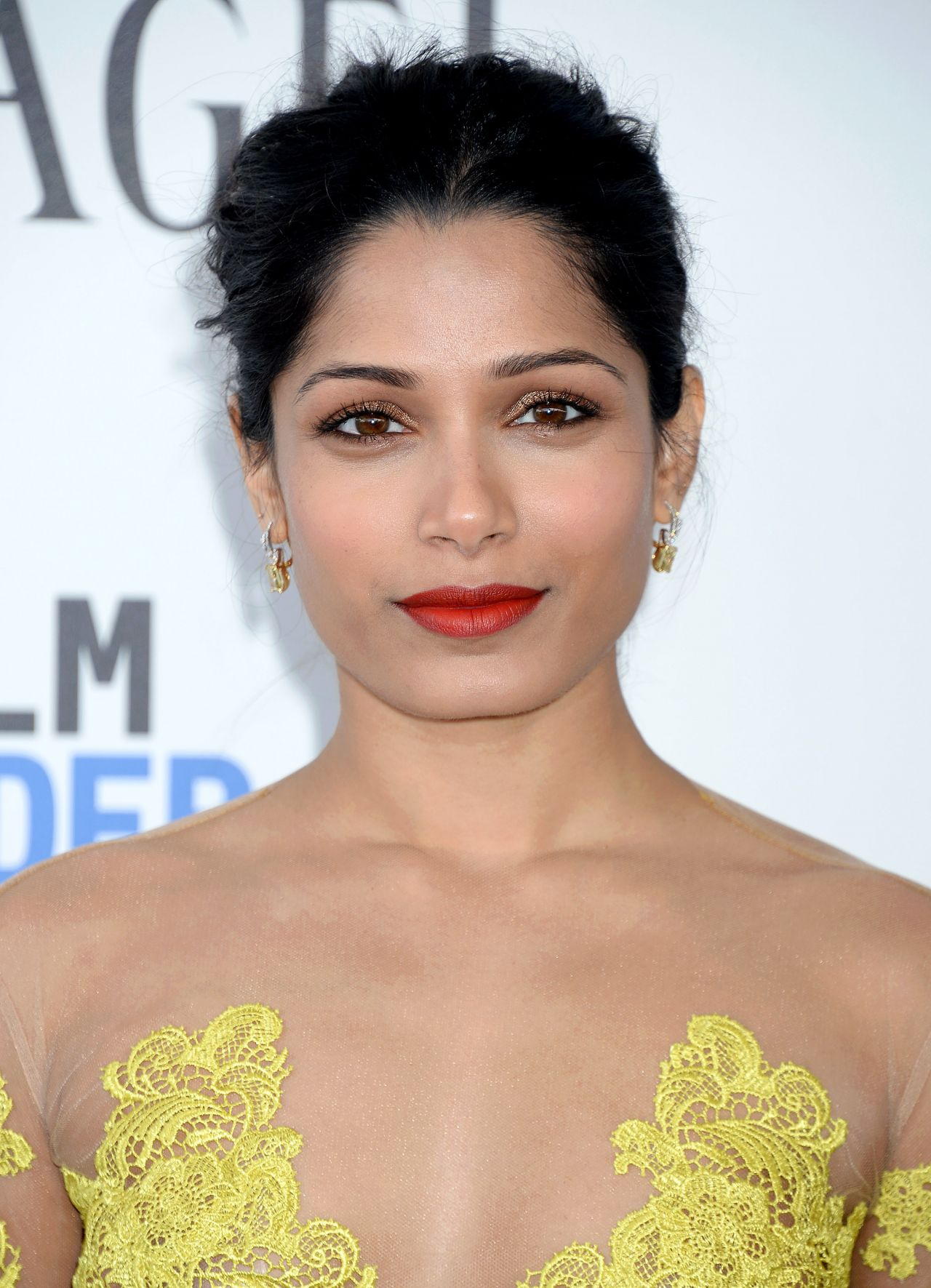Freida Pinto Latest Photos - Page 2 of 7 - CelebMafia Freida Pinto