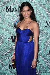 Freida Pinto - Woman in Film Cocktail Party in Los Angeles 2/24/ 2017